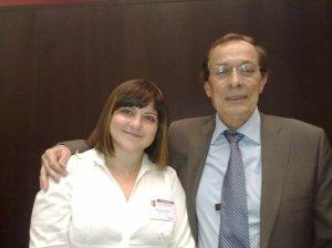 Con Jean Claude Anscombre